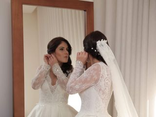 O casamento de Mónica e Vitor 1