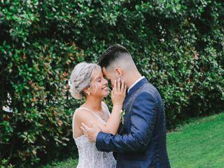 O casamento de Jéssica e Cláudio