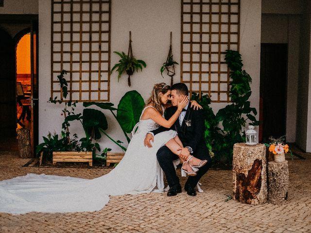O casamento de Nádia e Gonçalo