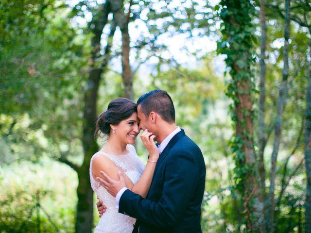 O casamento de Céu e Álvaro