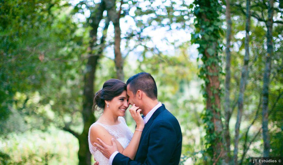 O casamento de Álvaro e Céu em Parada de Todeia, Paredes