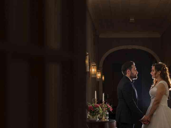 O casamento de Emiliana e José