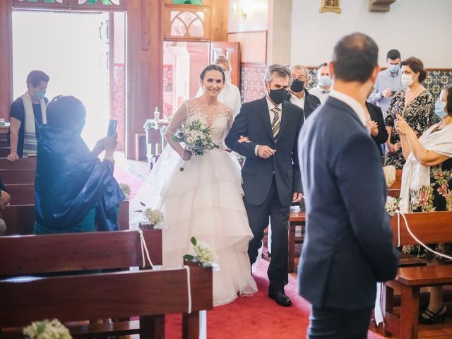 O casamento de Miguel e Palmira em Aveleda, Vila do Conde 4