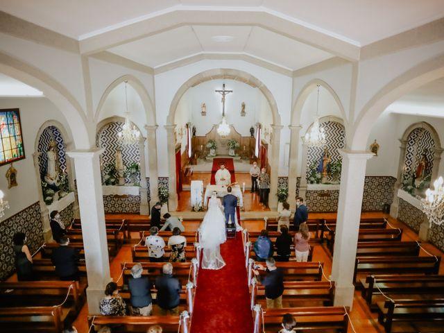 O casamento de Miguel e Palmira em Aveleda, Vila do Conde 5