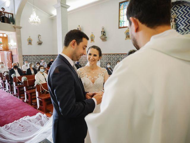 O casamento de Miguel e Palmira em Aveleda, Vila do Conde 9