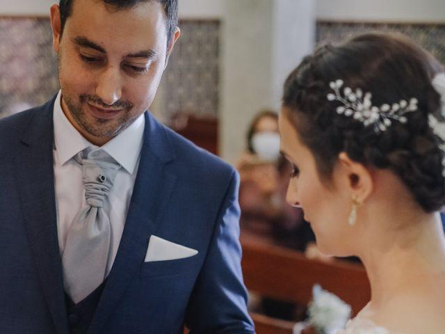 O casamento de Miguel e Palmira em Aveleda, Vila do Conde 10