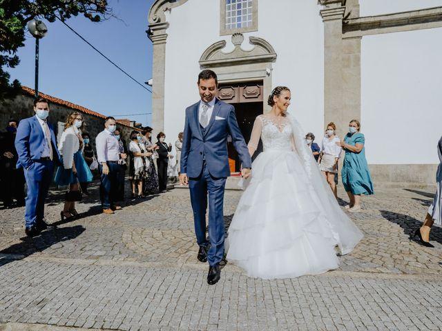 O casamento de Miguel e Palmira em Aveleda, Vila do Conde 12