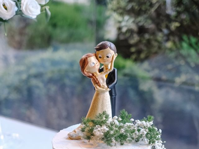 O casamento de Miguel e Palmira em Aveleda, Vila do Conde 16