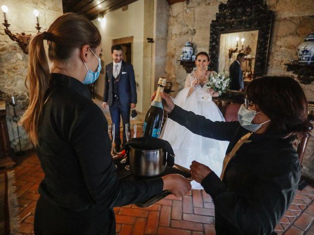 O casamento de Miguel e Palmira em Aveleda, Vila do Conde 19