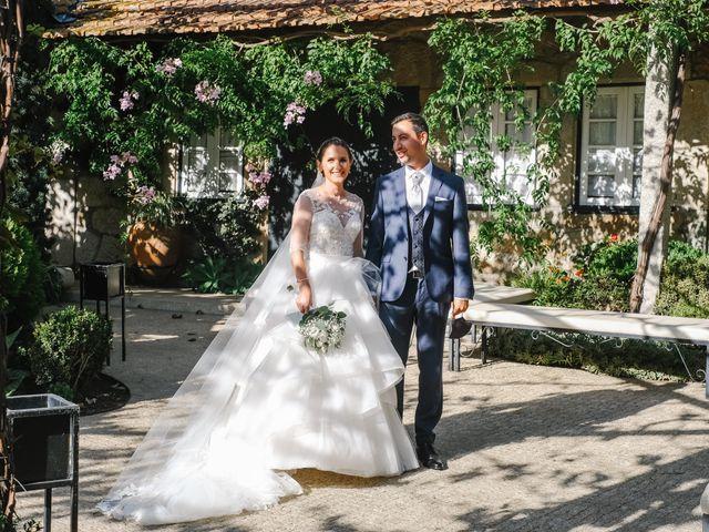 O casamento de Miguel e Palmira em Aveleda, Vila do Conde 21