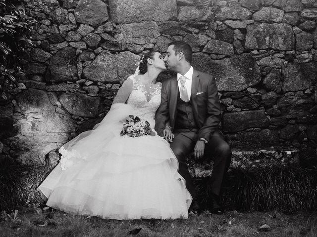 O casamento de Miguel e Palmira em Aveleda, Vila do Conde 1