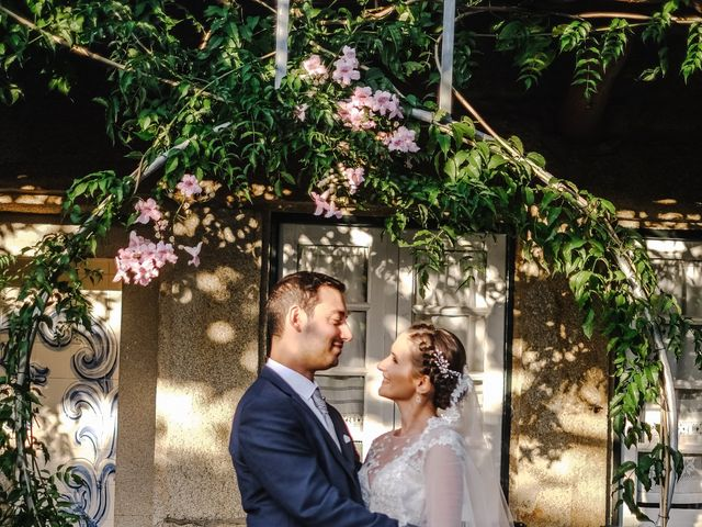 O casamento de Miguel e Palmira em Aveleda, Vila do Conde 25