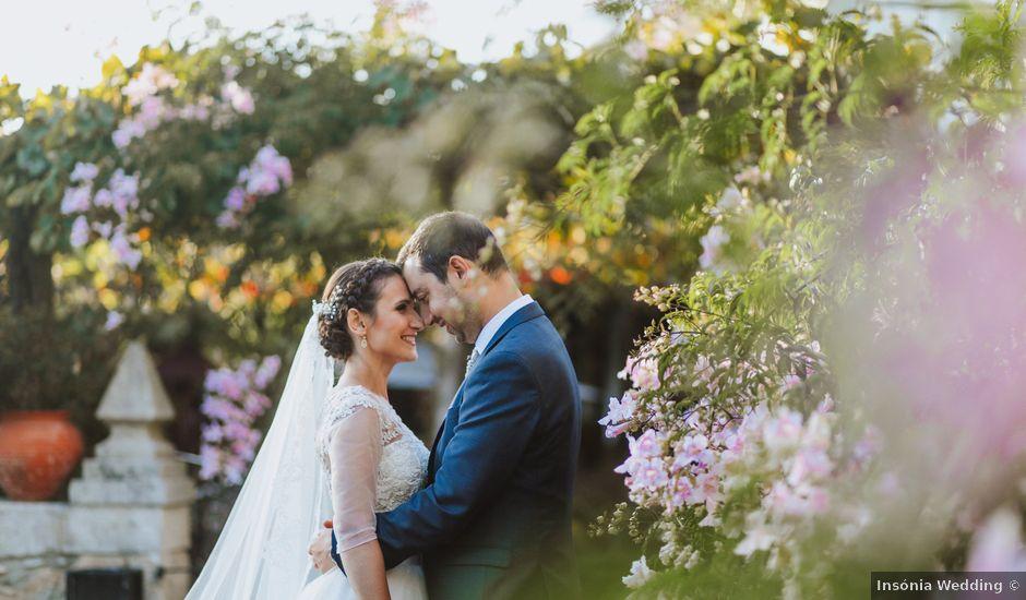 O casamento de Miguel e Palmira em Aveleda, Vila do Conde