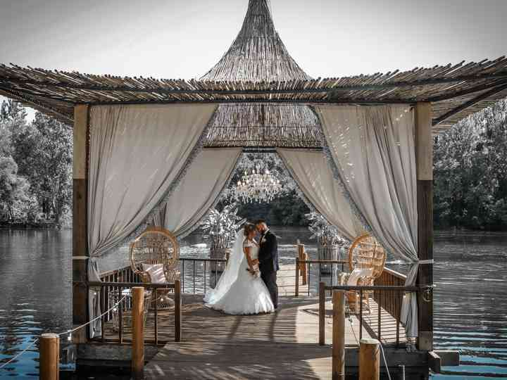 O casamento de Patricia e Kevin