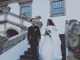 O casamento de Julie  e Francisco 1