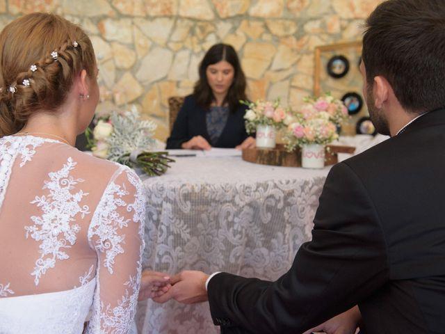 O casamento de João e Joana em Faias, Palmela 93