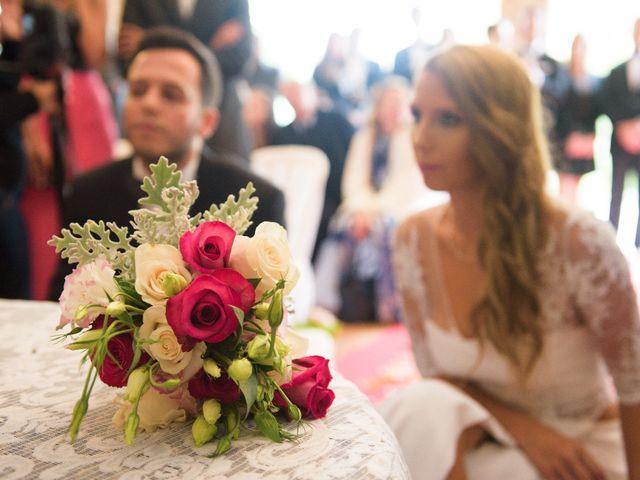 O casamento de João e Joana em Faias, Palmela 100