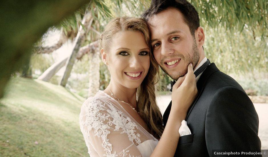 O casamento de João e Joana em Faias, Palmela