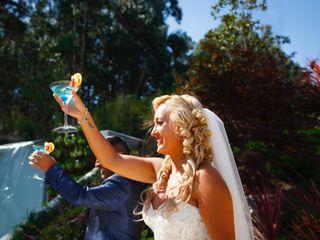 O casamento de Ivone e Justino 3