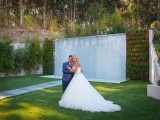 O casamento de Ivone e Justino