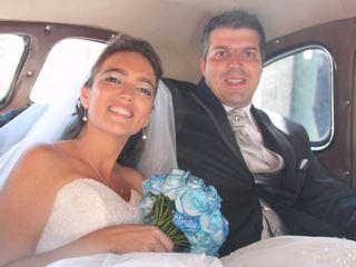 O casamento de Kelly e Nuno
