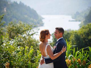 O casamento de Paula e Micael