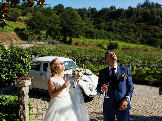 O casamento de Gil e Jéssica em Fafe, Fafe 33