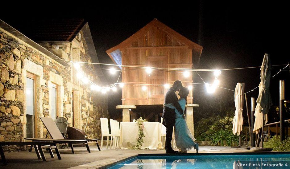 O casamento de Pedro e Sabrina em Baltar, Paredes