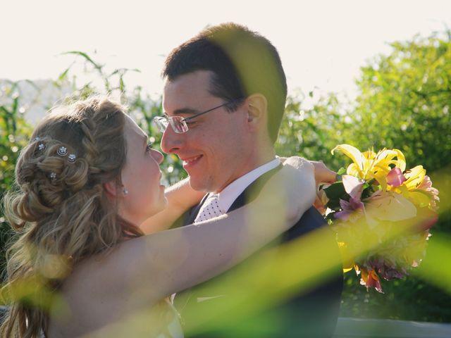 O casamento de Márcia e Pedro
