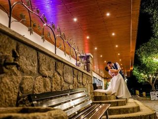 O casamento de Cláudia e Rui 1