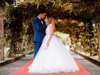 O casamento de Miriam e Ruben