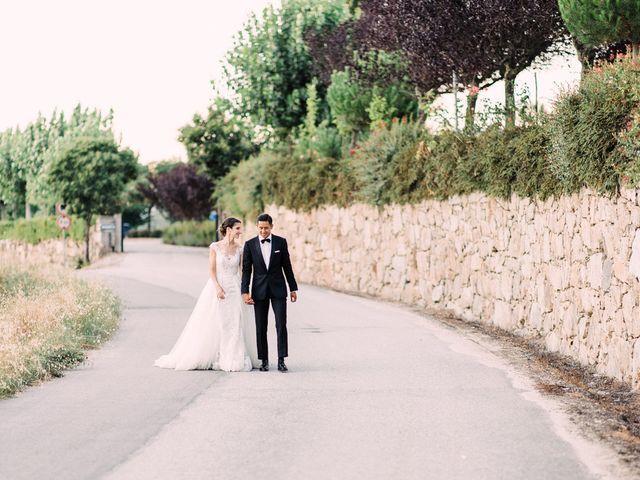 O casamento de Joana e Carlo