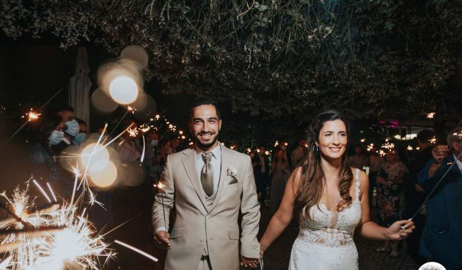 O casamento de Pedro e Ana     em Fátima, Ourém
