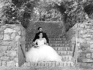 O casamento de Vera e Álvaro