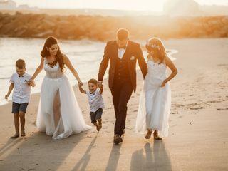 O casamento de Lucie e Jean-Baptiste