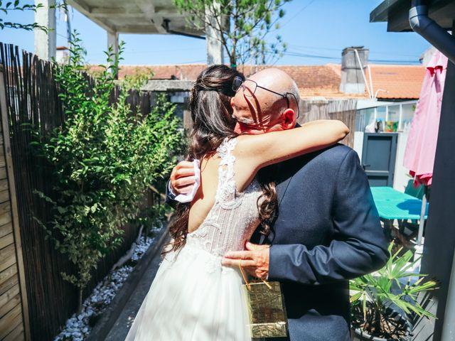 O casamento de Jean-Baptiste e Lucie em Azurara, Vila do Conde 9