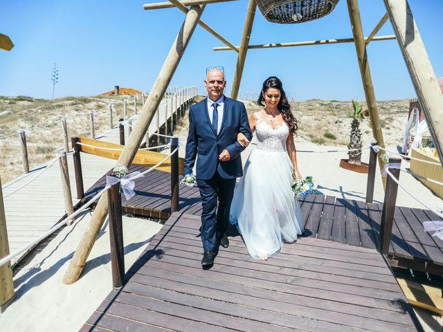 O casamento de Jean-Baptiste e Lucie em Azurara, Vila do Conde 25