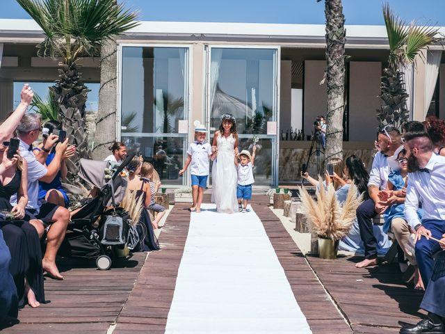 O casamento de Jean-Baptiste e Lucie em Azurara, Vila do Conde 26