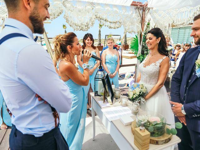 O casamento de Jean-Baptiste e Lucie em Azurara, Vila do Conde 29