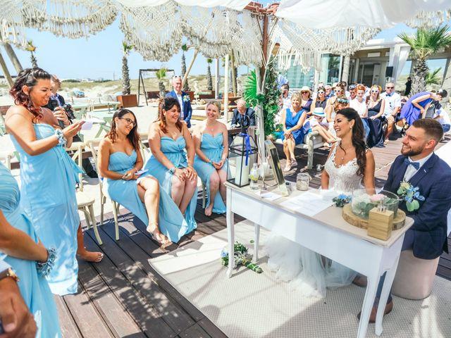 O casamento de Jean-Baptiste e Lucie em Azurara, Vila do Conde 30