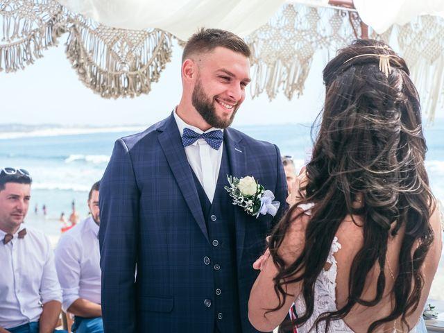 O casamento de Jean-Baptiste e Lucie em Azurara, Vila do Conde 35