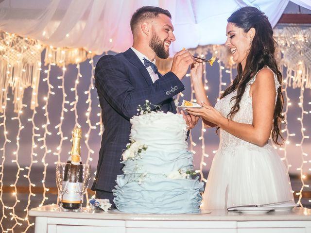O casamento de Jean-Baptiste e Lucie em Azurara, Vila do Conde 43