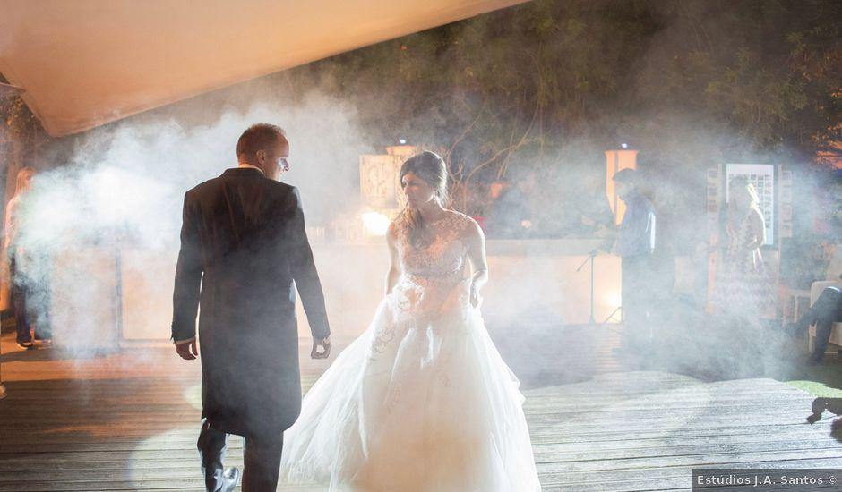 O casamento de David e Catarina em Lisboa, Lisboa (Concelho)