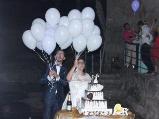 O casamento de Angela e Rui