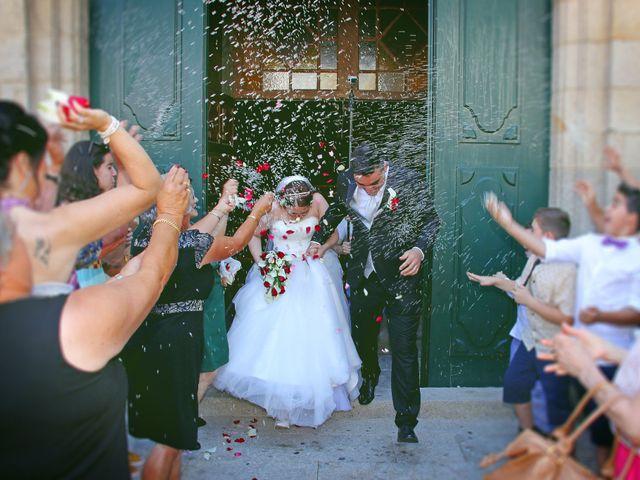 O casamento de Andreia e Cândido
