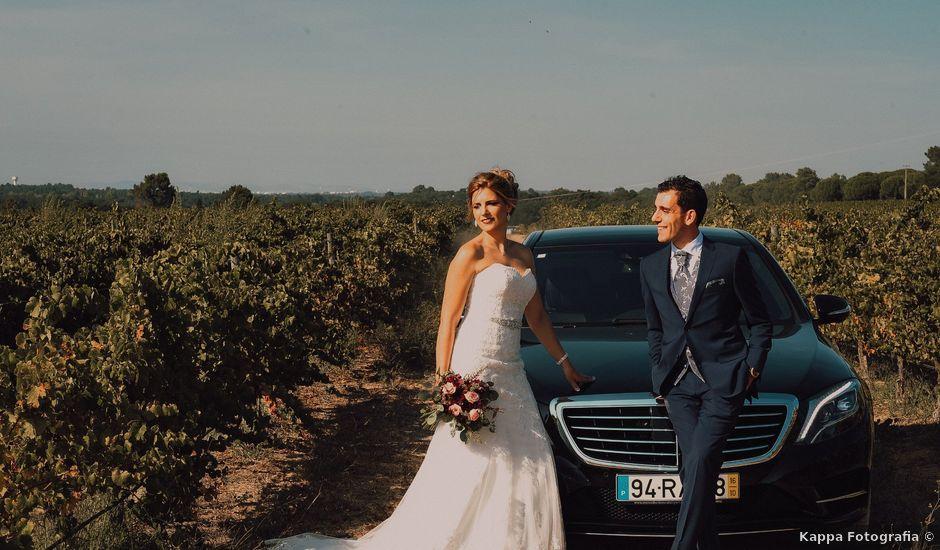O casamento de João e Cintia em Azeitão, Setúbal (Concelho)