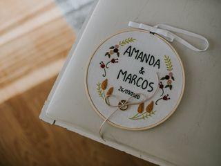 O casamento de Amanda e Marcos 2