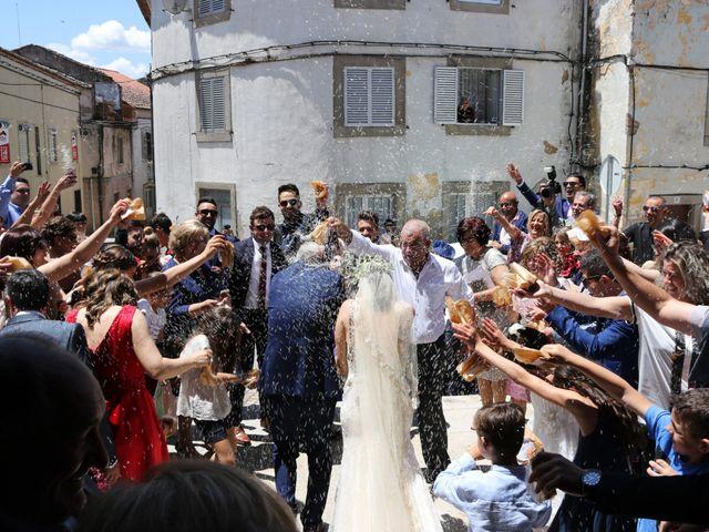 O casamento de Fábio e Marta em Alcains, Castelo Branco (Concelho) 1
