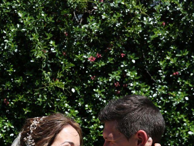 O casamento de Fábio e Marta em Alcains, Castelo Branco (Concelho) 25