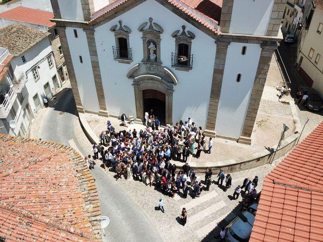 O casamento de Fábio e Marta em Alcains, Castelo Branco (Concelho) 37
